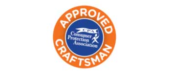 image of accreditation for crown build approved craftsman
